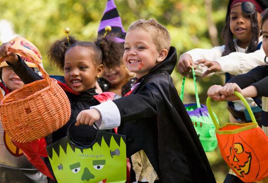 Halloween: 31 octobre