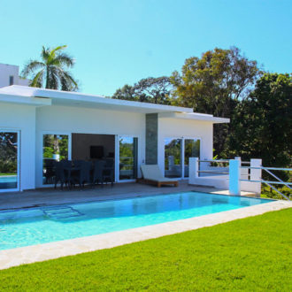 Villa Sunset( propriedad construida)